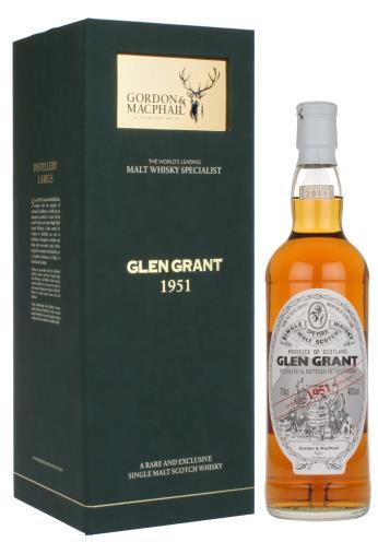 Glen Grant 1951 60 Year Old 375000 Single Malt